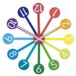 orologio-colorguide-nextime-orologi-a-parete-maiuguali